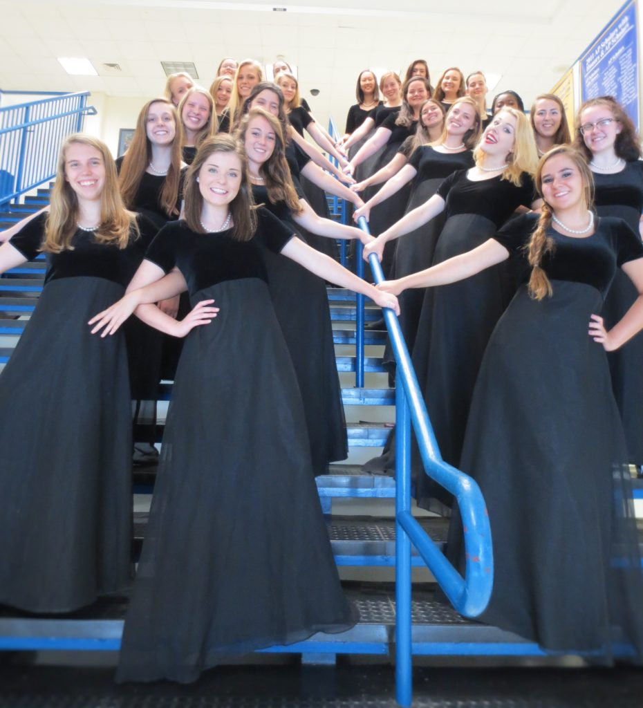 Etowah High School Elite Women's Choir