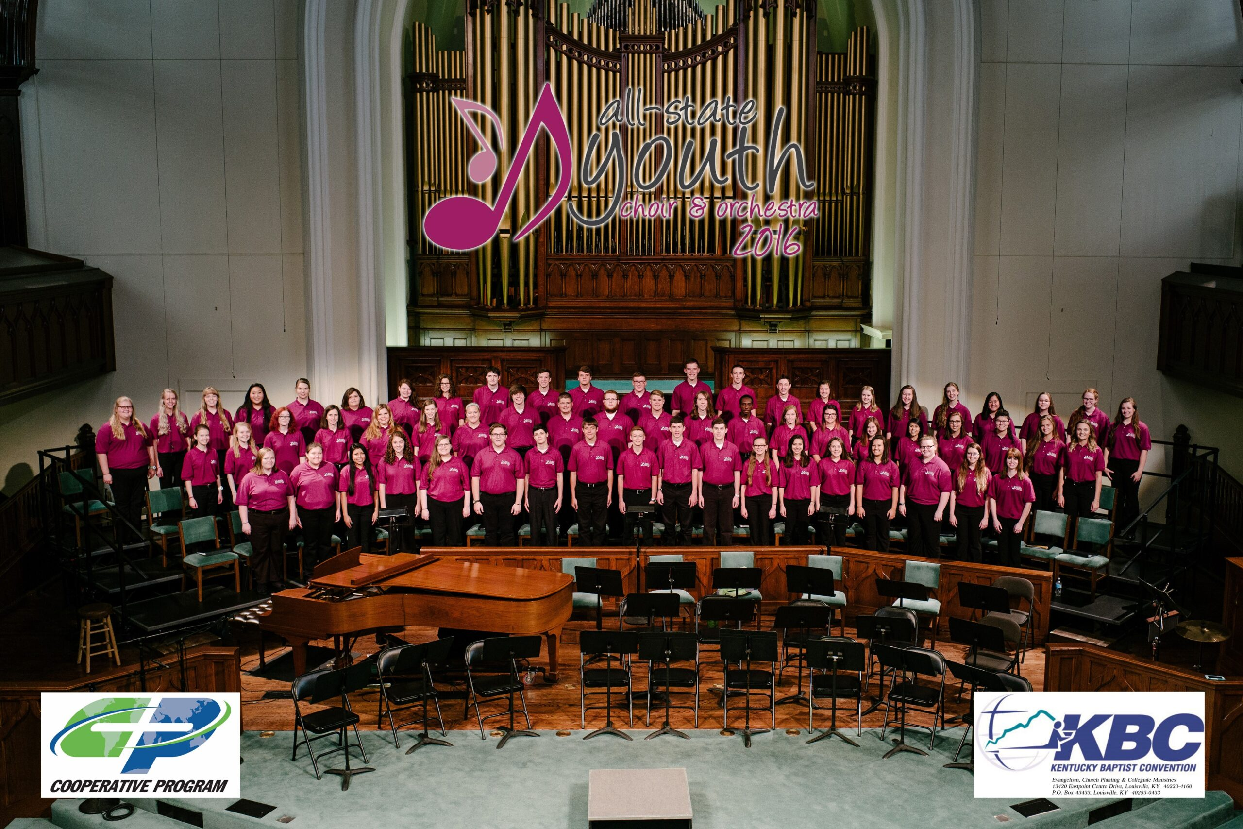 Kentucky Southern Baptist Youth Honors Choir
