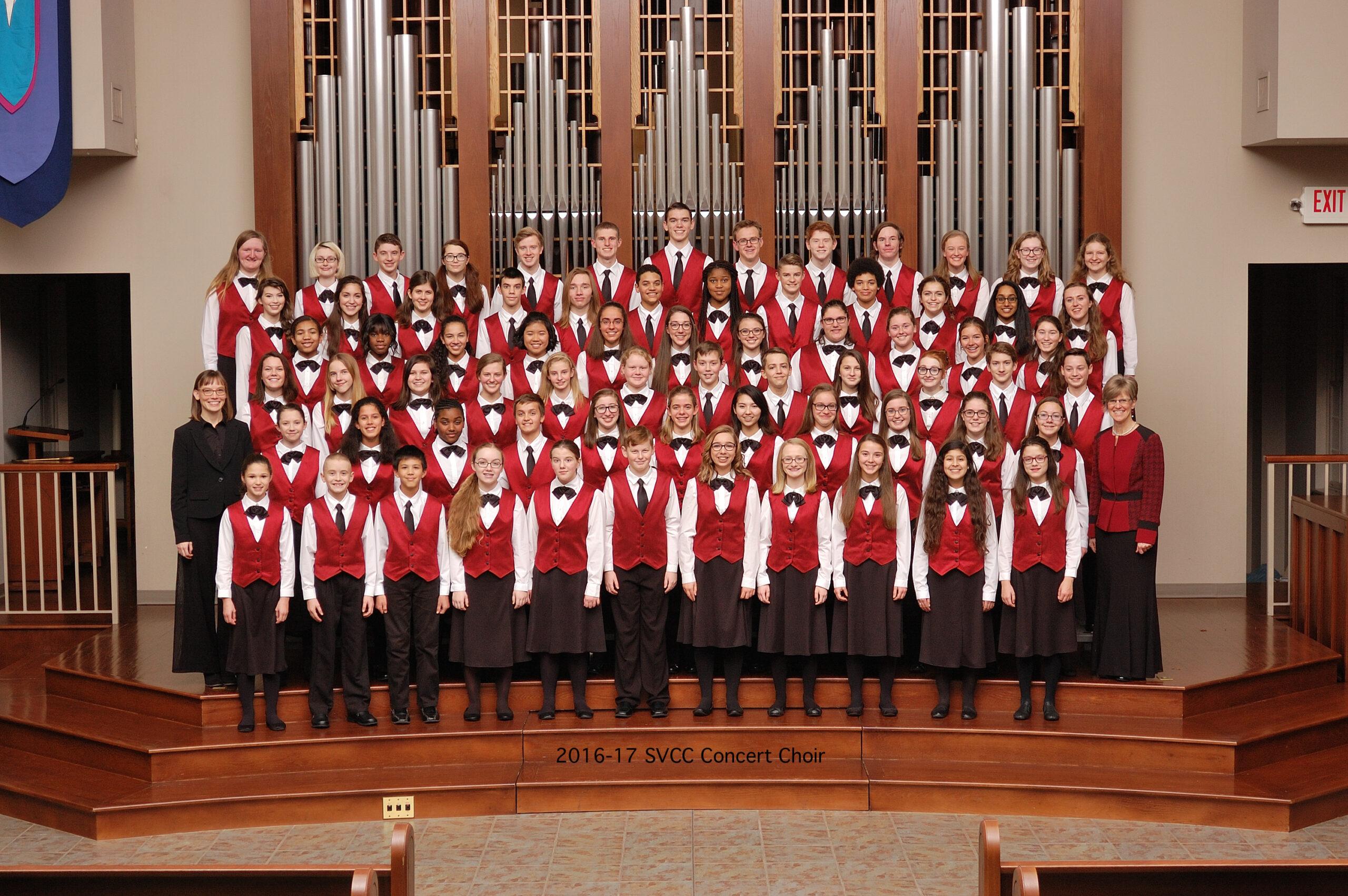 Shenendoah Valley Children's Choir